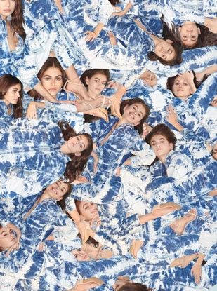 Stella McCartney's Spring 2019 Ad Campaign, Starring Kate Moss and Kaia Gerber