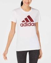 adidas ClimaLite Shine Logo T-Shirt - Copy