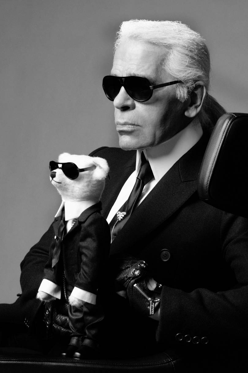 Karl Lagerfeld: The Quotes 1973-2015