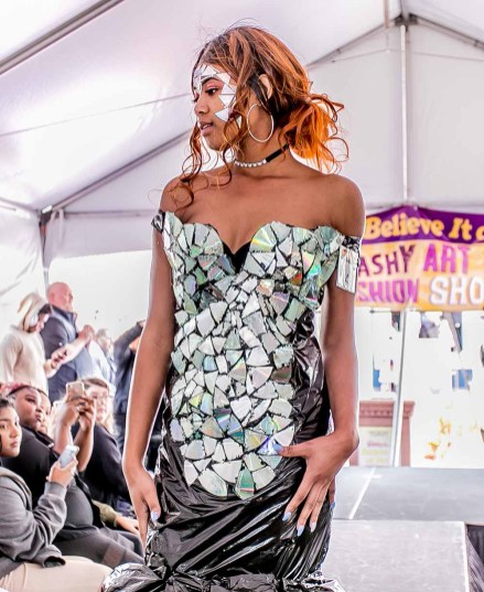 Ripley's Trashy Fashion Show