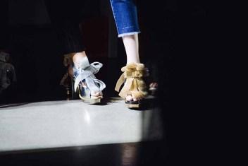 Son Jun Wan Spring 2020 backstage