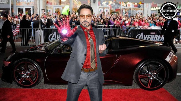 best dressed men 03 Robert Downey Jr