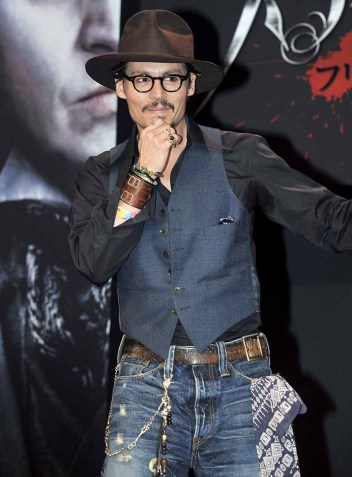 best dressed men 06 Johnny Depp
