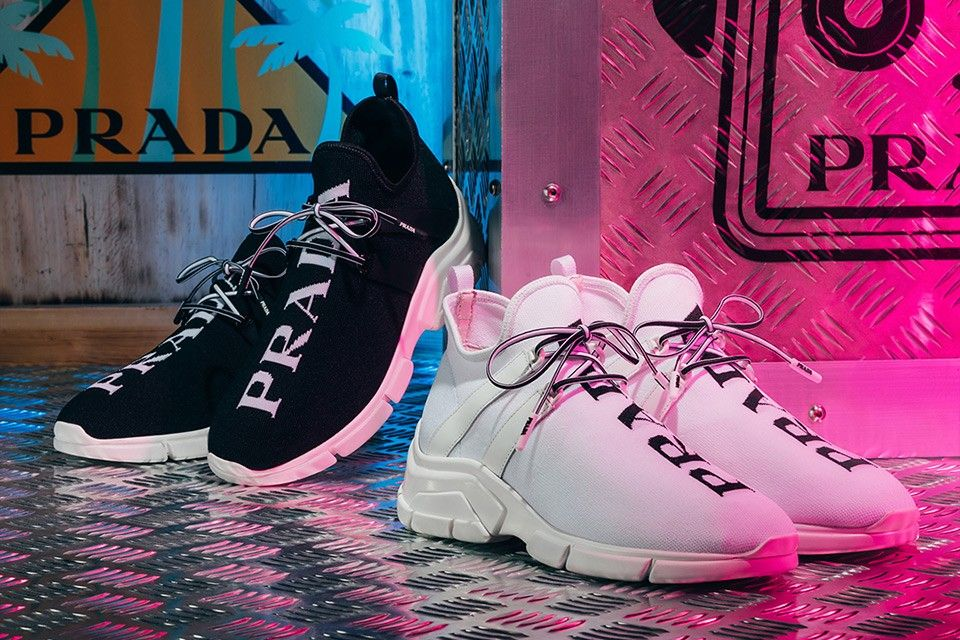 A Collaboration Between Adidas and Prada Is Reportedly On Its Way