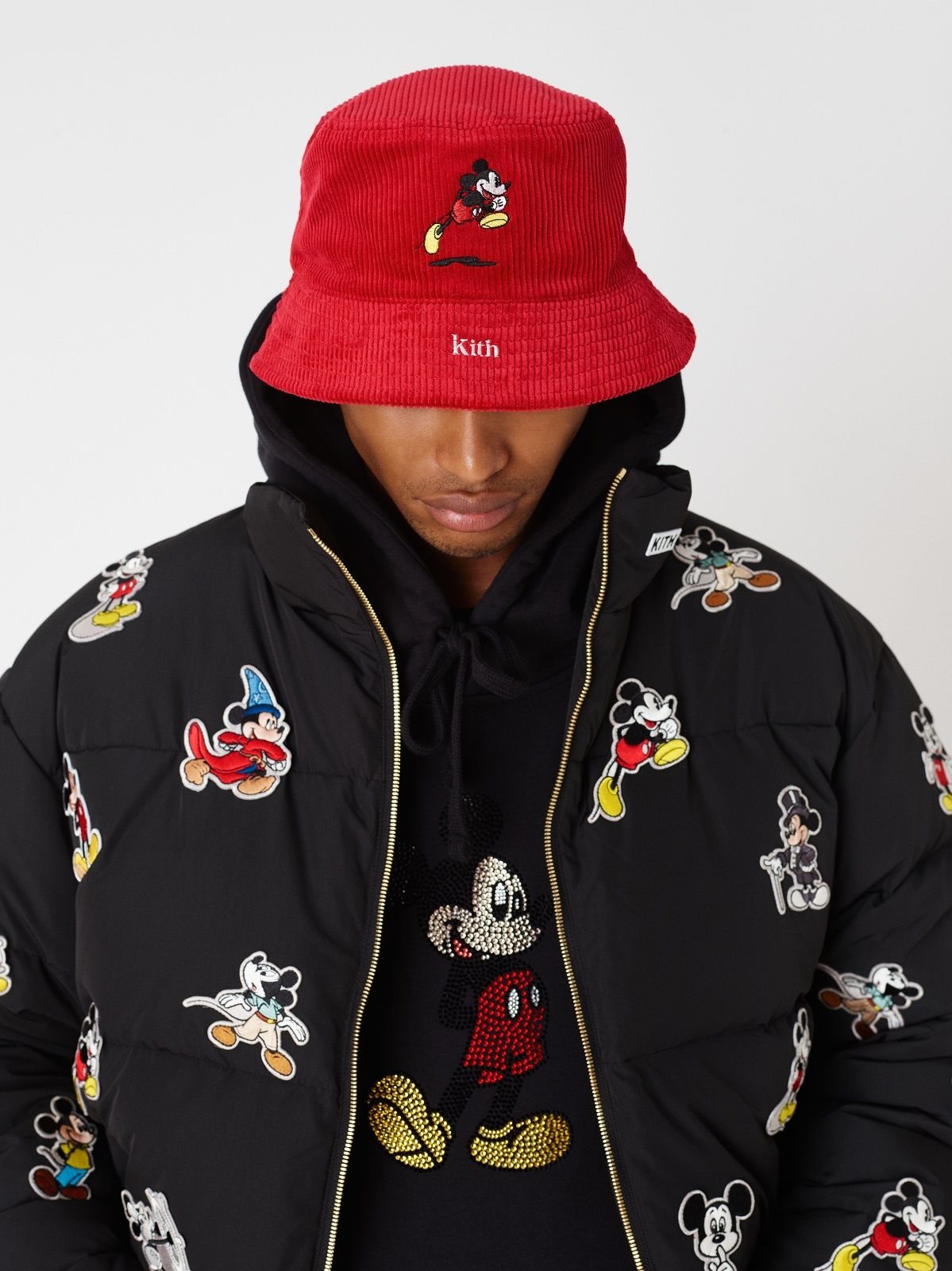 The Disney x KITH Collection for Mickey Mouse's 90th Anniversary