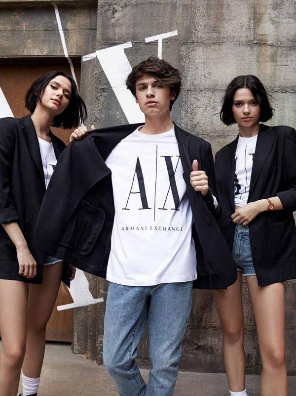 Armani Exchange Spring/Summer 2020 Campaign