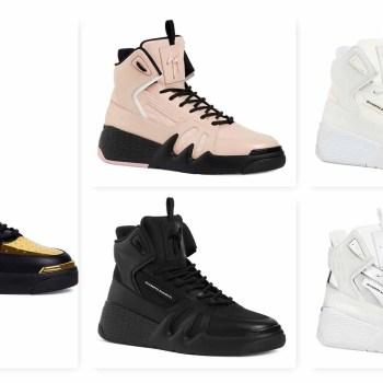 Giuseppe Zanotti Talon Sneakers S20 (6)