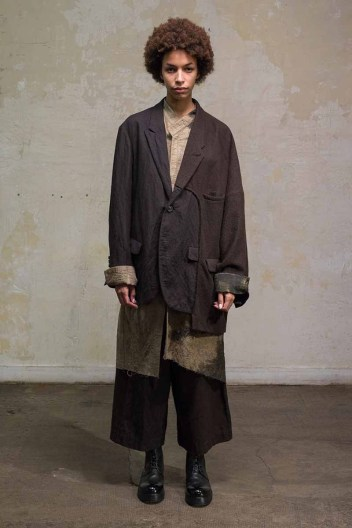 Ziggy Chen Men Fall 2020
