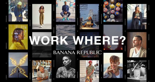 Banana Republic Work Where