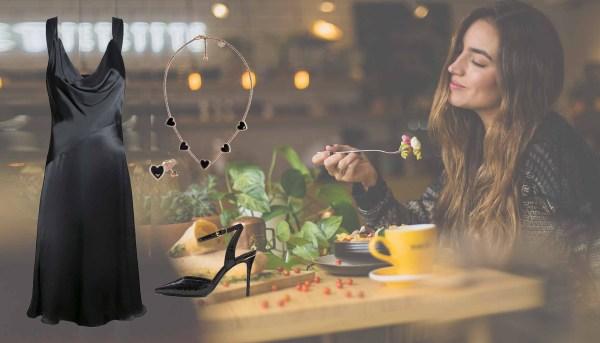 virtual date dinner