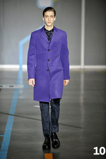 Armand Basi Menswear Fall 2009