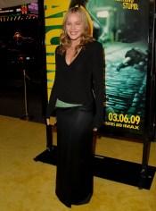 "Abbie Cornish arrives at the Los Angeles Premiere ""Watchmen"""