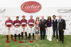 Qatar wins Cartier International Dubai Polo Challenge