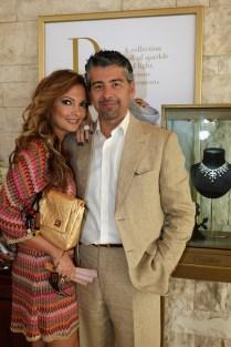 Bassan Saman and Lina Saman