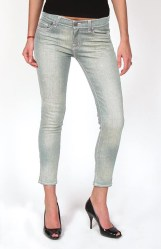 Les Halles - The Olivia Low Rise Ankle Jean