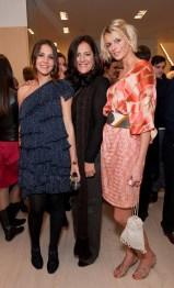 Margarita Missoni, Angela Missoni and Jacquetta Wheeler