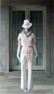 Pink Tartan Spring 2005