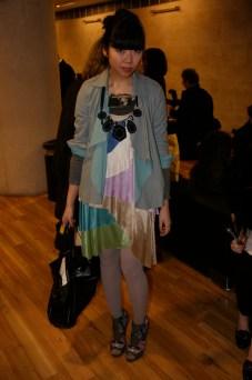Susanna Lan, Editor Dazed & Confused