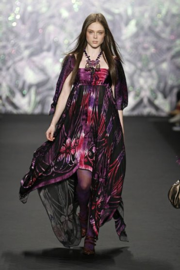 Anna Sui Fall 2008