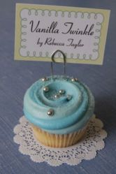 Vanilla Twinkle by Rebecca Taylor for Billy's Bakery
