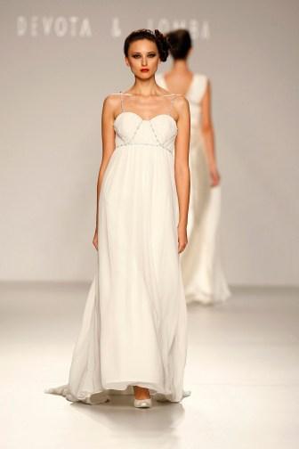 Devota & Lomba Bridal Spring 2010