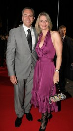 Mark Beretta and his wife