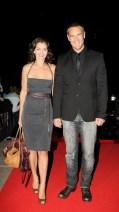 Aaron Jeffrey and Vanessa Gray