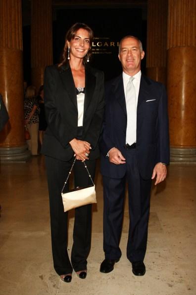 Francesco Trapani and wife Lorenza
