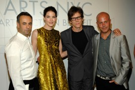 Francisco Costa, Michelle Monaghan, Kevin Bacon, Italo Zucchelli