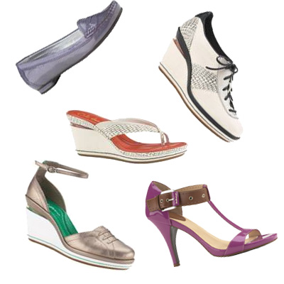 For the Fashionista: Cole Haan's Sporting collection