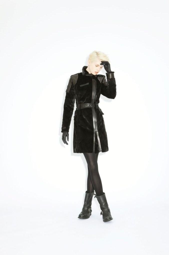 Coat Yuriko