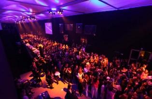 Solange Knowles perfoms at the El Boton - Mango Fashion Award party