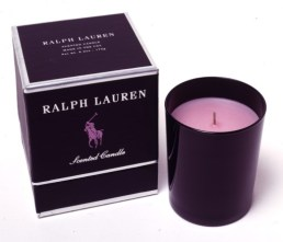 Ralph Lauren Candles