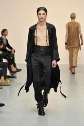 Ann Demeulemeester Menswear Spring 2010