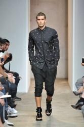 Givenchy Menswear Spring 2010