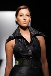 Helen Asrat at the Arise Africa Fashion Week 2009