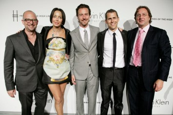 Joshua David, Lisa Maria Falcone, Edward Norton, Robert Hammond, Philip Falcone