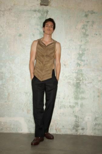 Jeroen Van Tuyl Menswear Spring 2010