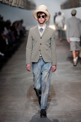 Kenzo Menswear Spring 2010