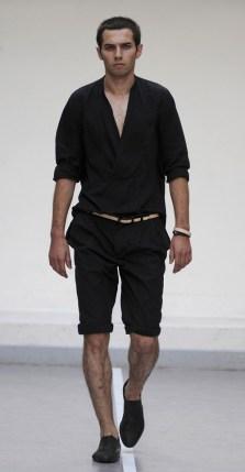 Petar Petrov Menswear Spring 2010