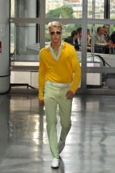 Thierry Mugler Menswear Spring 2010