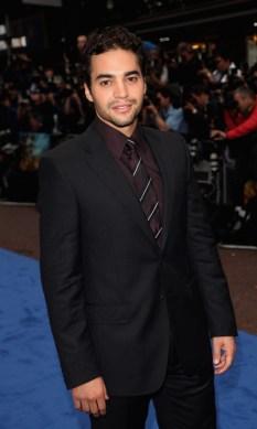 Ramon Rodriguez: Transformers Premiere in London