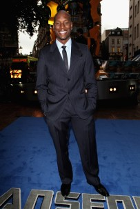 Tyrese Gibson: Transformers Premiere in London