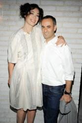 Cecilia Dean and Francisco Costa