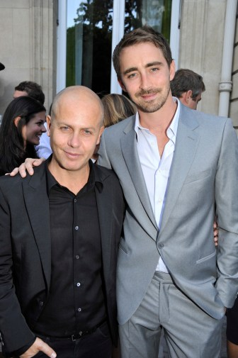 Italo Zuccheli and Lee Pace