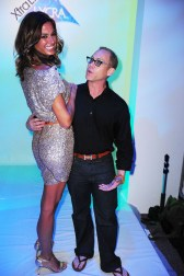 Kelly Bensimon and Red Carter