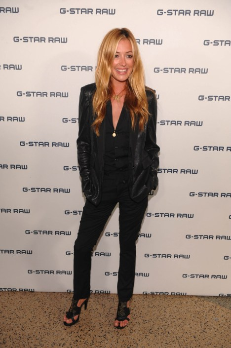 6a79c0f8a8ab Seen   Heard  Stars Descend at the G-Star Raw Show and at Bryant Park