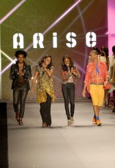 David Tlale, Tiffany Amber, Jewel by Lisa, Eric Raisina on the runway