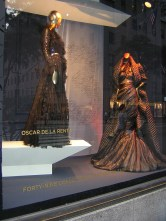 Saks Fifth Avenue Store Windows