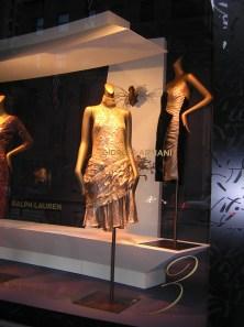 Store Windows at Saks Fifth Avenue: Artist Series